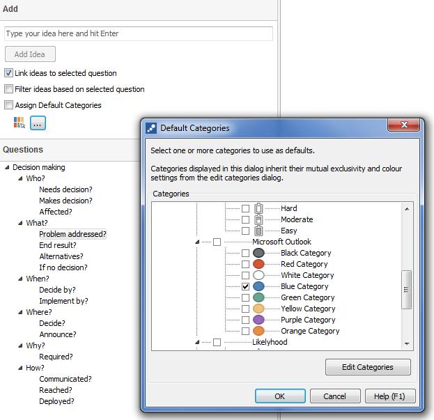 Screenshot of MG6 Question Template